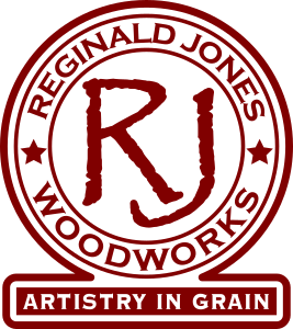 Reggie Jones Logo